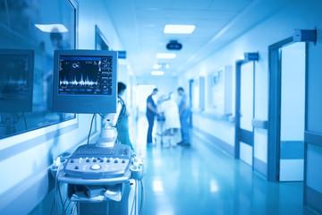 Odszkodowanie za błąd medyczny lekarza ginekologa podczas badania USG